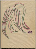 marker_Writing Book Dragon by Talec