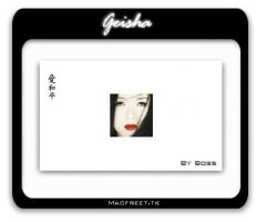 Geisha Wallpapers by  Boss by Macfree