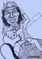 Angus Young (borrador) by Jalpal