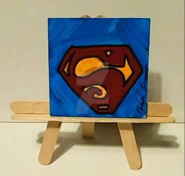 Magnets: Superman01 by wolf-girl87