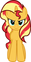 Sunset Shimmer 2 by Zacatron94