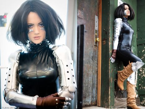 The Battle Angel by RuffleButtCosplay