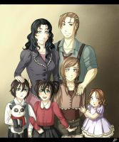 Lockwood family by Pure-Ivory