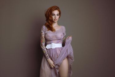 I think my dress is see-thru by VanessaLake