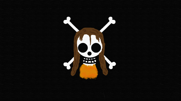 Flag of the XIII Pirates by the-heartagram