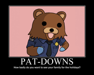 Pat-Downs by Kamden