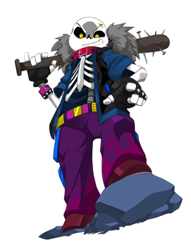Punk Sans by bleedman