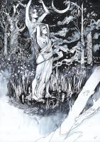 forest ritual by naomi