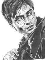 Daniel Radcliffe -Harry Potter by Qraizi-mepha