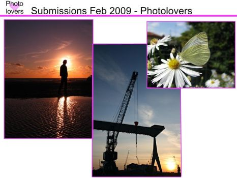 Submissions Febuary 2009 by PhotoLovers