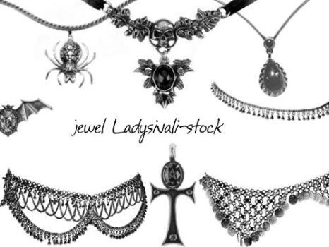 jewel by ladysivali-stock