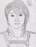 Morning Musume First Appearance Kaede Kaga by UnicronHound