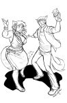 Dancin with Ginger by DeannaEchanique