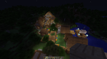 Creative Fishing Village in Minecraft by Black-Feather