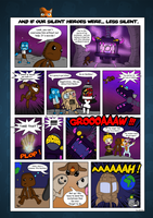 Comic LittleBigPlanet #2 (English) by FoxFocus