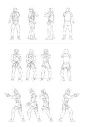 toy figures concepts by the-John-Doe