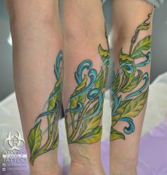 tattoo branch by ABYSS-TAT-2S