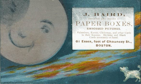 Victorian Advertising - Moon Doggie by Yesterdays-Paper