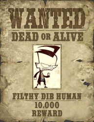 WANTED FOR EVIL by Trollan-gurl22