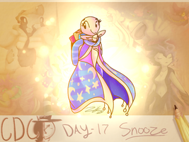 CDCJAN2: Day 17 - Snooze by Nights2Dreams
