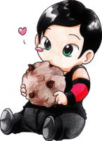 Chibi Richard +Round and Sweet+ by Melody-Of-Truth