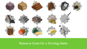 Items Strategy Ui by Sylphiren
