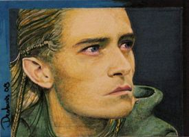 Legolas -Last Hope by DavidDeb
