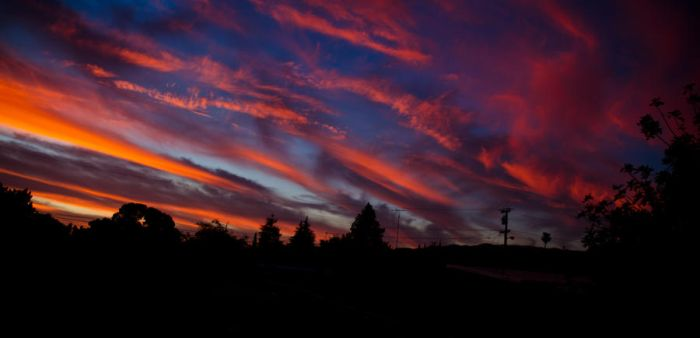 Red Sky by TeenagerFromMarz