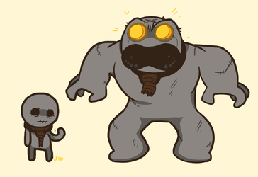 i was a wimp before greed mode by D00pcakes