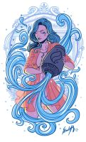 Aquarius by EdgarSandoval