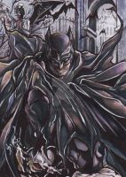 Sketch Card Batman by yuriko-shirou