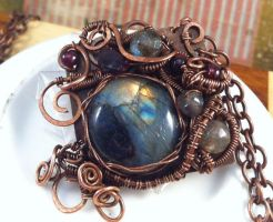 Orenda Pendant by tanyquil