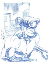 SKRATCHADAY Best: Nightwing by thejeremydale