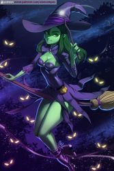 Witch by alanscampos