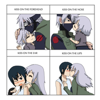 Etsu Kiss Meme by Raccoon26