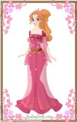 Young Hera (Disney  style 1) by Williambmn