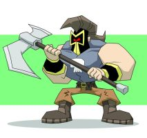 Tooned up Ares by Madatom