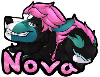 (badge) Nova by LindsayPrower