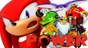 Sonic the Hedgehog: Power Formation (3D) by UltimateGameMaster