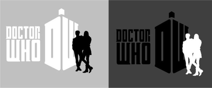 Doctor Who Logo by nancywho