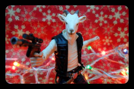 Crimbo Goat Solo by JWBeyond