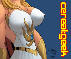She-Ra Busted by Jukkart