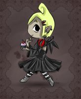 Goth loli Tetra by Coco-of-the-Forest