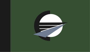 Flag of the Onoleetan Social Conglomerate by KingWillhamII