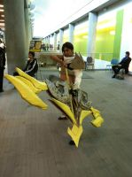 Fanime 2013 Arclight Varus Cosplay by LunarMATIQUE
