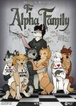 The Alpha Family by wolfjedisamuel