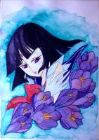 Sailor Saturn the soldier of death and rebirth by IslaAntonello