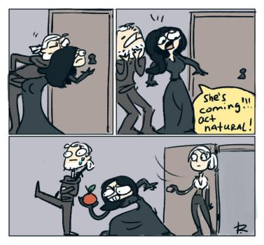 The Witcher 3, doodles 146 by Ayej