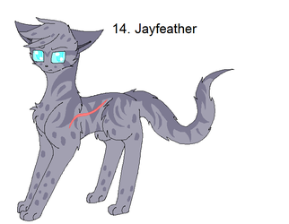 14,Jayfeather by Legend-series