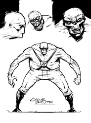 Cave Brute (for a short comic) by gynemeth78
